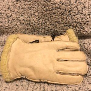 Real Leather Kodiak Gloves